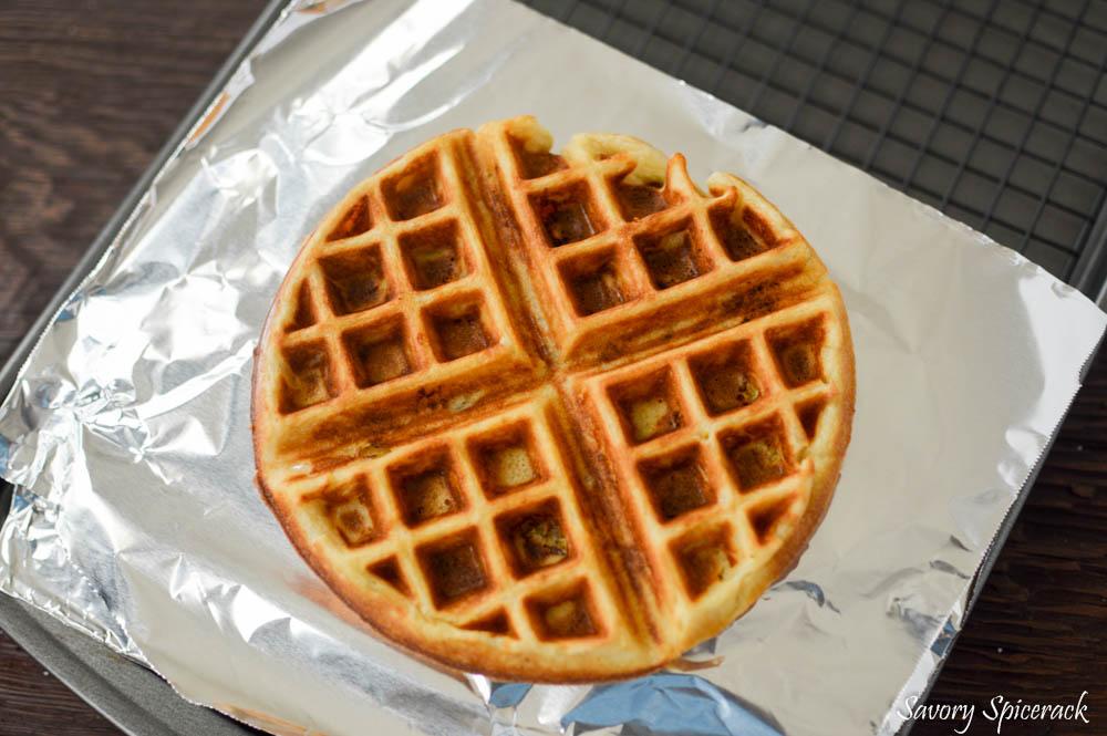 Freezer Waffles 4