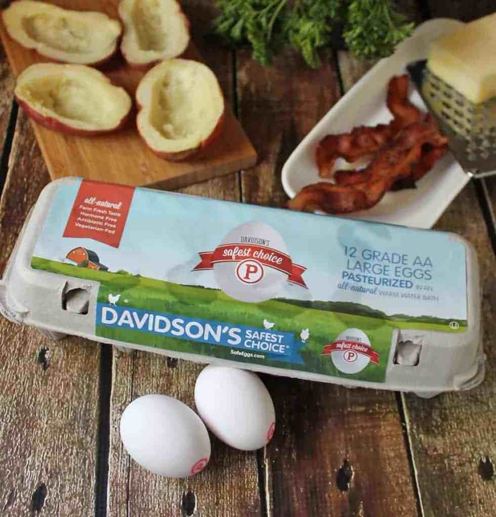 Davidsons Safest Choice Eggs