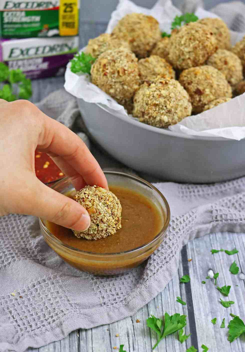 Baked Spicy Salmon Croquettes
