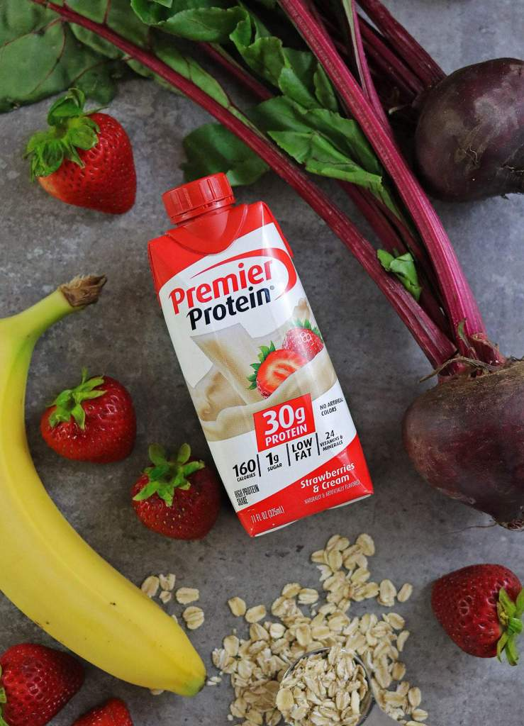 Premier Protein Strawberries And Cream Shake
