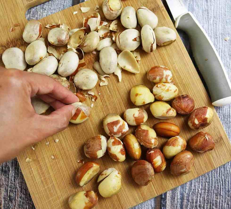 Jackfruit Seeds