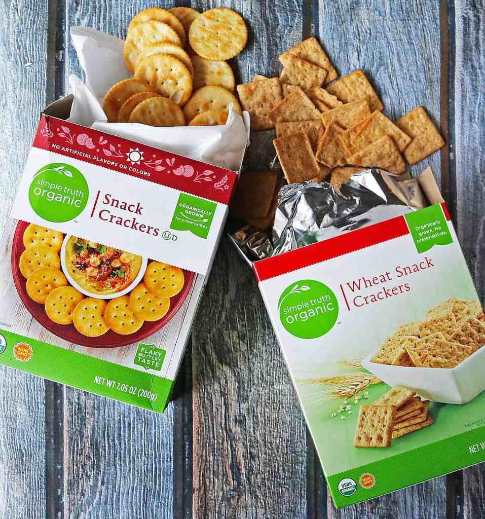 Kroger Simple Truth Organic Crackers