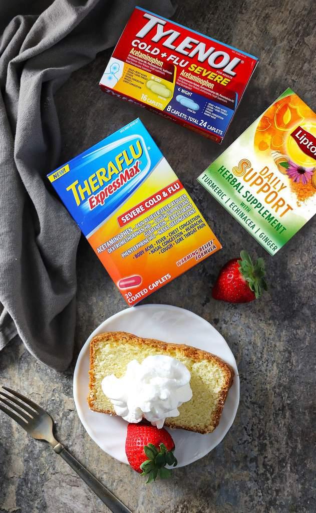 Orange Ginger Loaf Sick Day Solutions