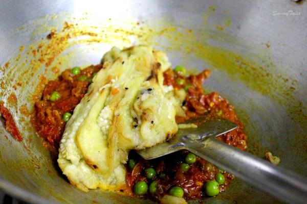 Baingan Bharta Recipe