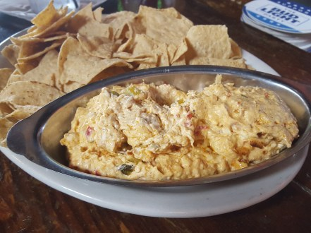 Pearls Oyster House- Crawfish Dip