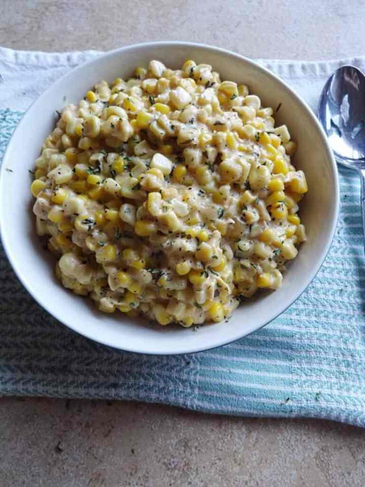 Cream Style Corn