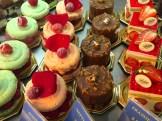 little cakes - photo - Karen Anderson