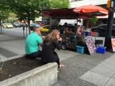 Vancouver's famous Japadog - hot dog vendor - photo - Karen Anderson