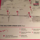 Off the Eaten Track lives up to their name in little known Railway Town in Vancouver - photo - Karen Anderson
