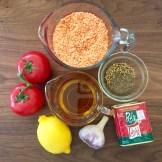 everything you need to make hummus - photo - Karen Anderson