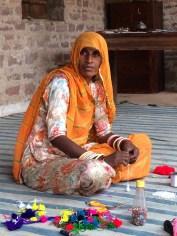 Sunder Rang worker - photo credit - Karen Anderson @savouritall