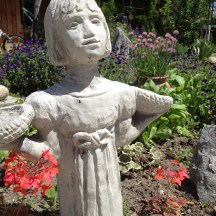 garden angel photo - Karen Anderson