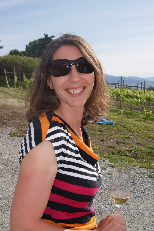 Jennifer Cockrall-King, OKFWWWorkshop organizer, Writer, Editor, Edmonton & Naramata, BC