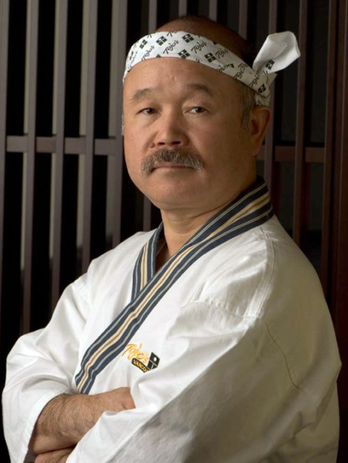 Tojo - Itamae -  master sushi chef