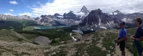 Mt. Assiniboine photo - Karen Anderson