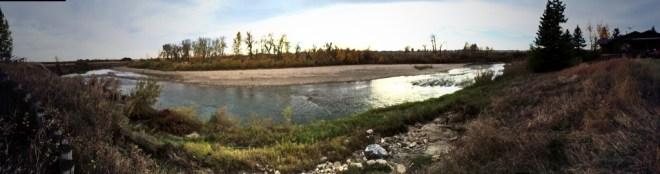 The Highwood River photo - Karen Anderson