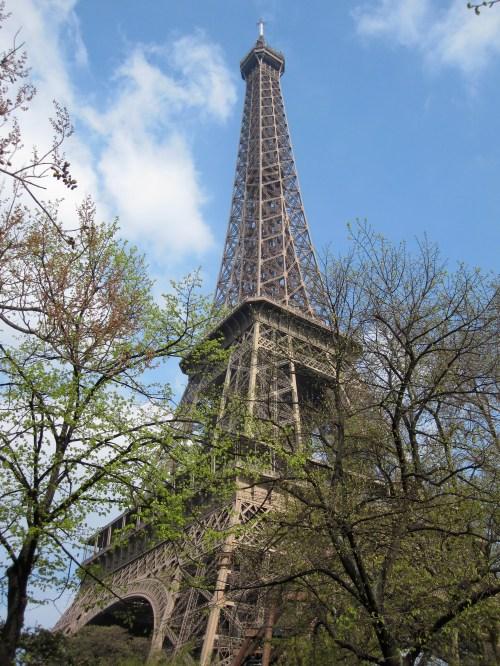 Tour Eiffel photo - Karen Anderson