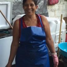 fishmonger photo - Karen Anderson