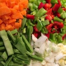 flavour boosting vegetables photo - Karen Anderson