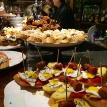 friendly food - photo - Karen Anderson