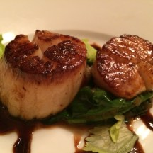 scallops - Hester Creek - photo - Karen Anderson