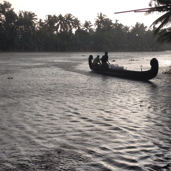 Monsoon afternoon in Kerala - photo credit - Pauli-Ann Carriere