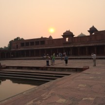 Fatehpur Sikri - photo - Karen Anderson
