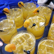 Could be a Harvey Wallbanger - photo - Karen Anderson
