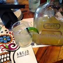 A pitcher of margaritas - photo - Karen Anderson