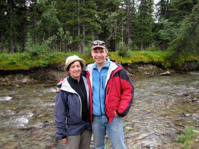 Karen Anderson in Alaska