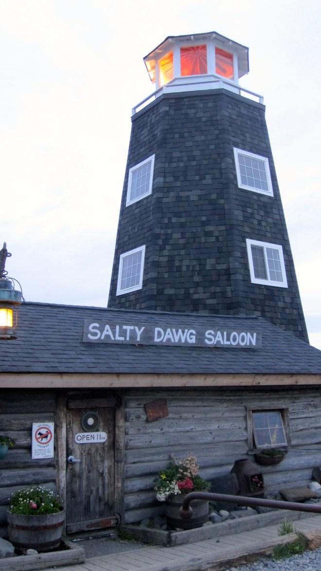 Salty Dawg Saloon, Homer's Spit, AK