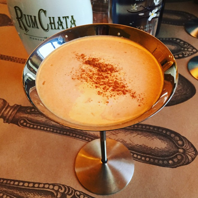 Pumpkin Martini - photo - Karen Anderson