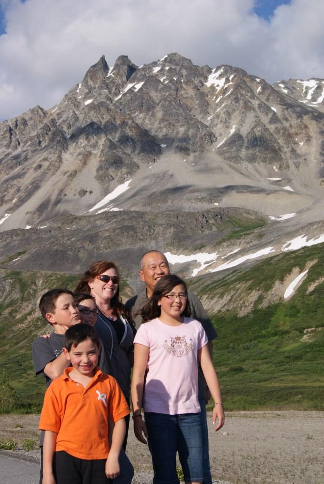 Touring Alaska