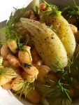Fennel and Beans - #pulsepledge - #IYP2016 - @savouritall