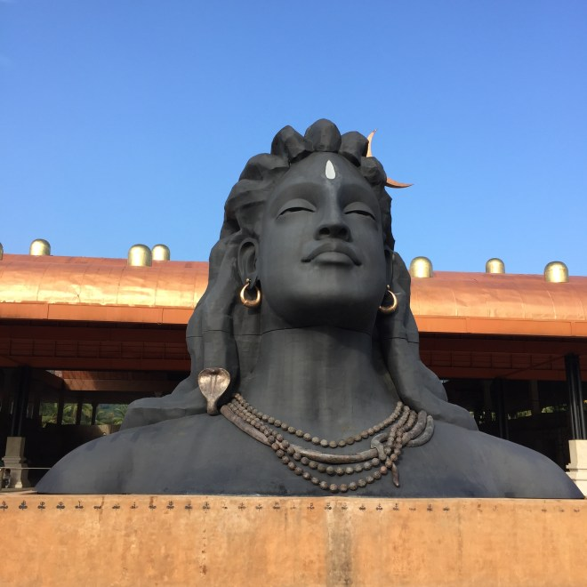 adiyogi - ISHA foundation