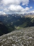 Talus lodge hikes - Karen Anderson