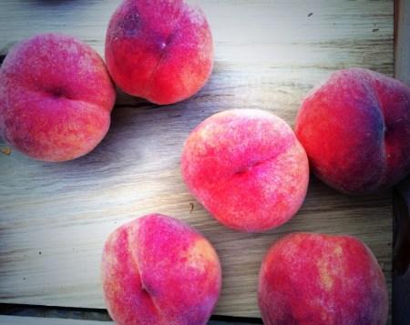 peaches - Karen Anderson