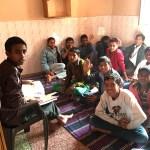 Savour it All - Karen Anderson - visit to Salaam Balaak Trust, India