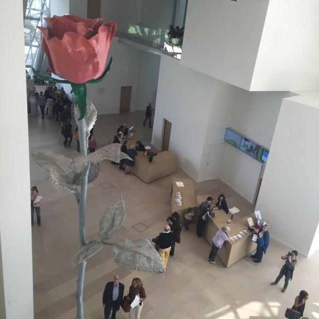 The main foyer - photo credit - Karen Anderson