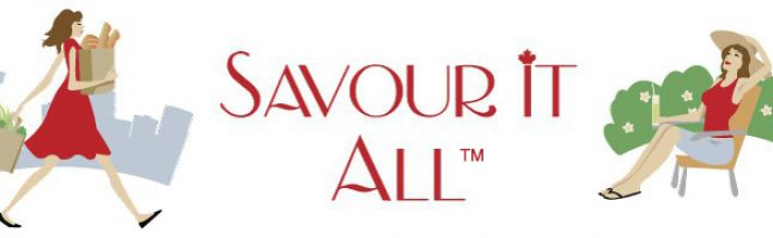 Savour It All Blog - Header