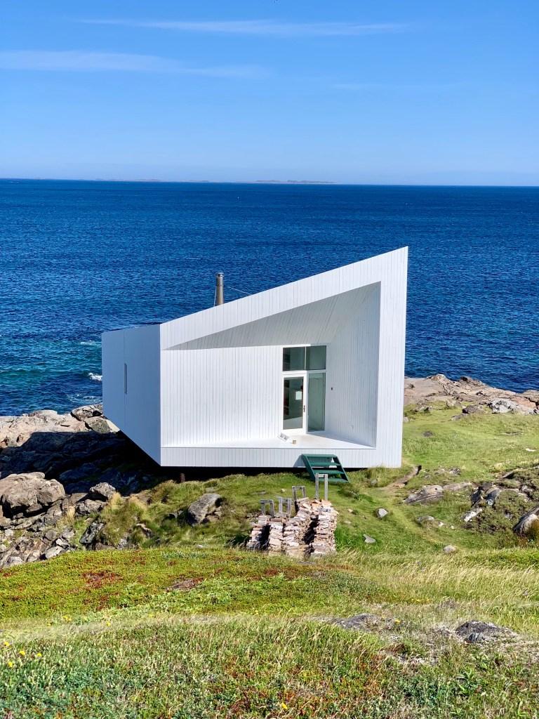 Squish Studio, Fogo Island Arts - photo by Karen Anderson