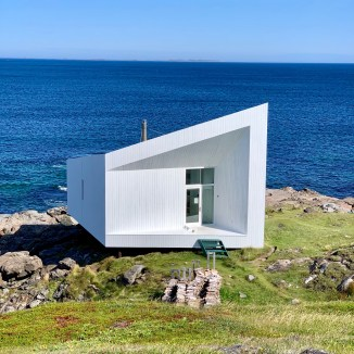 Squish Studio, Fogo Island Arts - photo by Karen Anderson