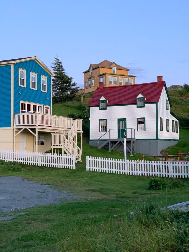 Trinity, Newfoundland - photo by Karen Anderson