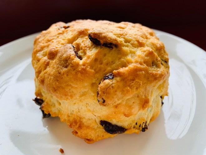 tea biscuit - photo Karen Anderson