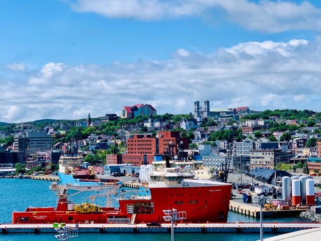 St. John's, NL harbour