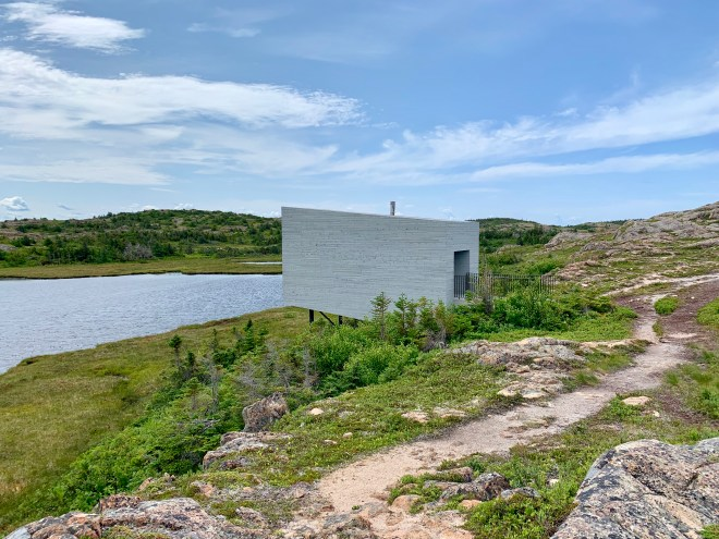 Bridge Studio, Fogo Island, NL - photo by Karen Anderson