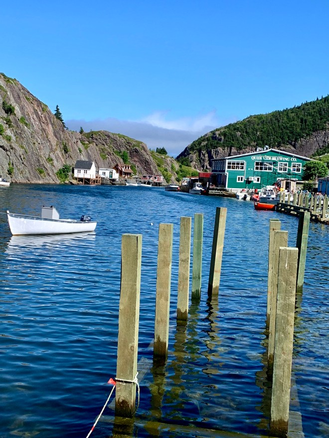Quidi Vidi Brewing - photo by Karen Anderson