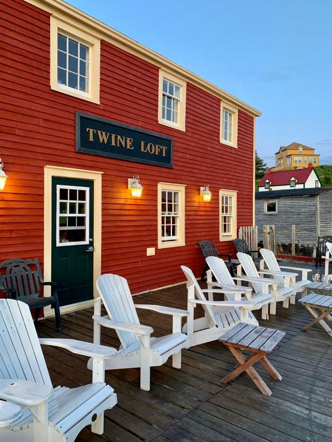 Twine Loft restaurant