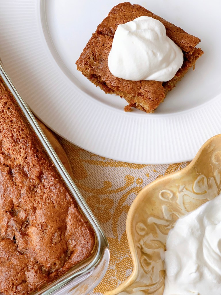 Hermione Sweet Sourdough Apple Coffee Cake - ready to serve