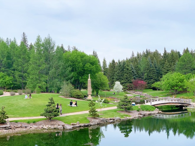 U of A Botanic Garden - Kurimoto Japanese Garden
